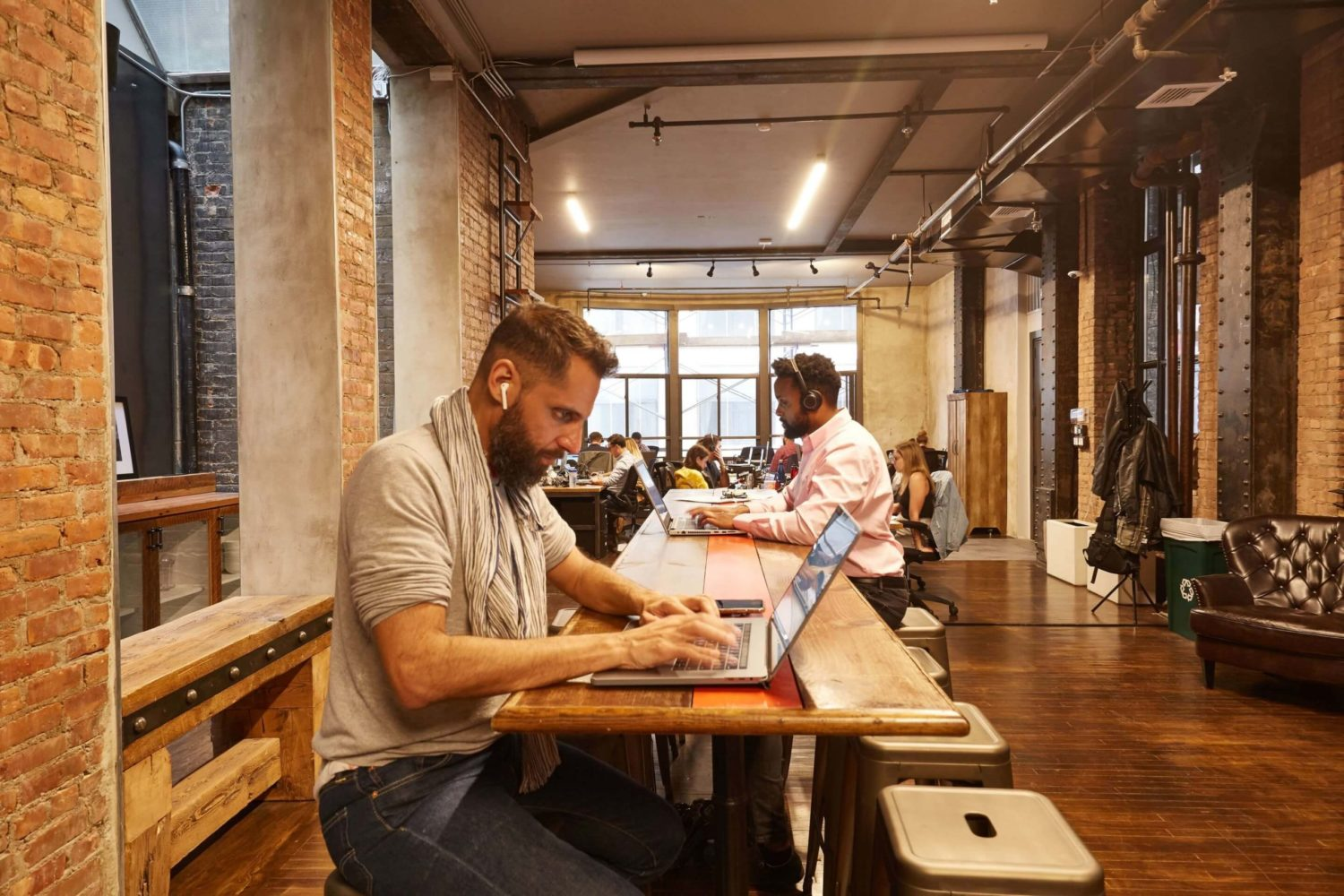 Affordable Coworking Space Nyc Dedicated Shared Office Spaces The Farm Soho